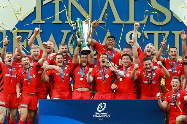 Leinster Rugby v Saracens - Heineken Champions Cup Final