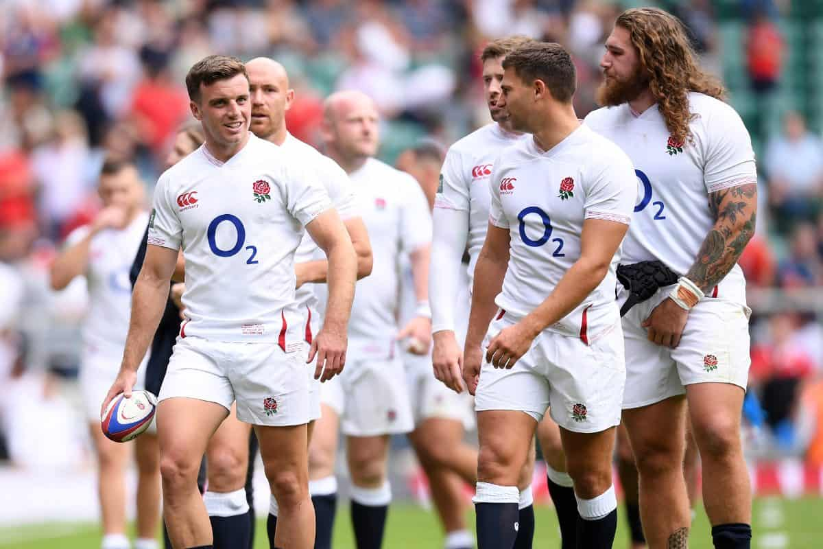 George Ford rugby 2019