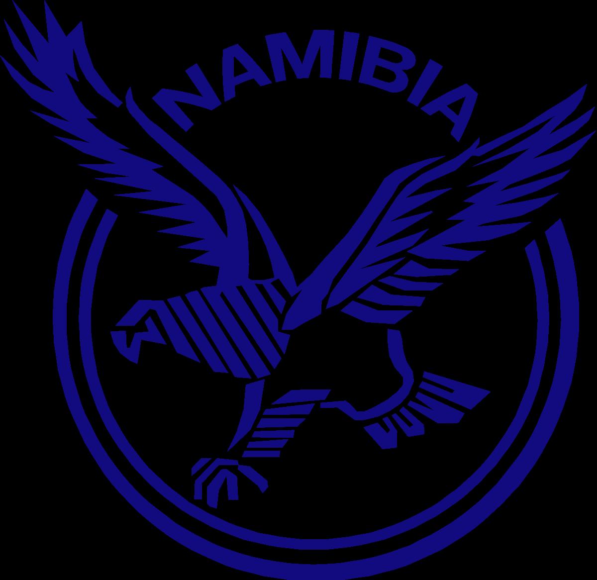 Namibian rugby logo
