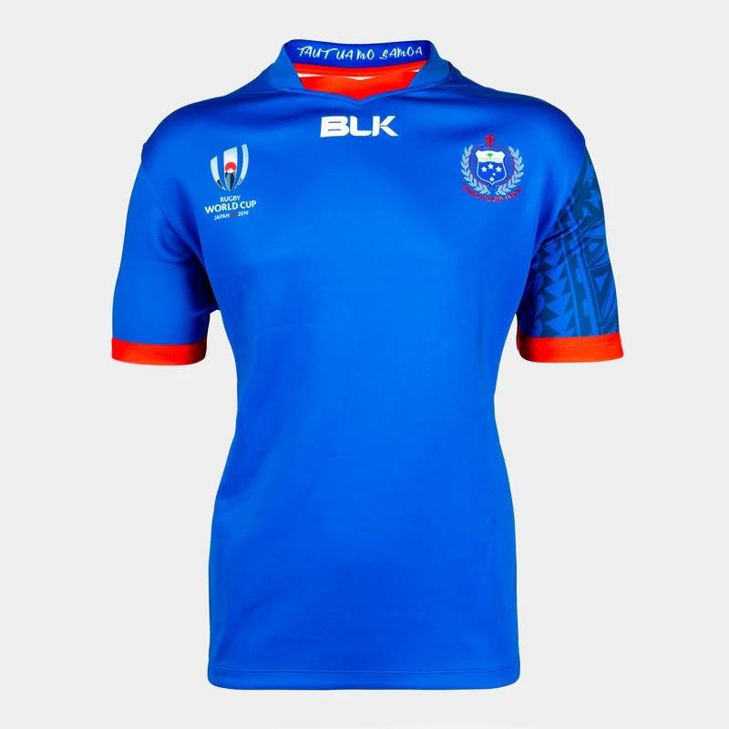 Camiseta Samoa Rugby 2019