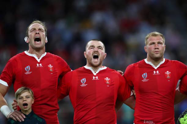 Wales Rugby RWC 2019