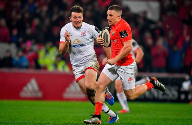 Munster VS Ulster 2019