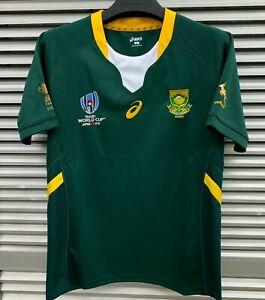 camisetas de rugby sudafricanas
