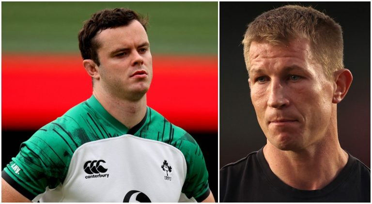 camisetas rugby Irlanda
